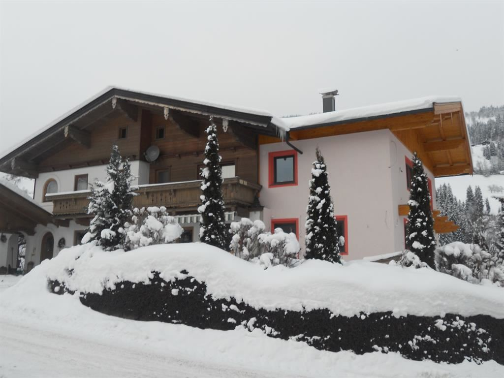 Haus  Renate im Winter