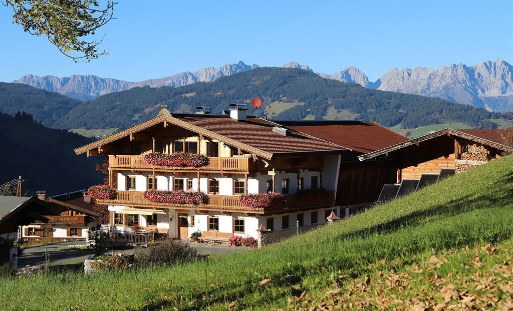 Appartement Renate - Kirchberg in Tirol