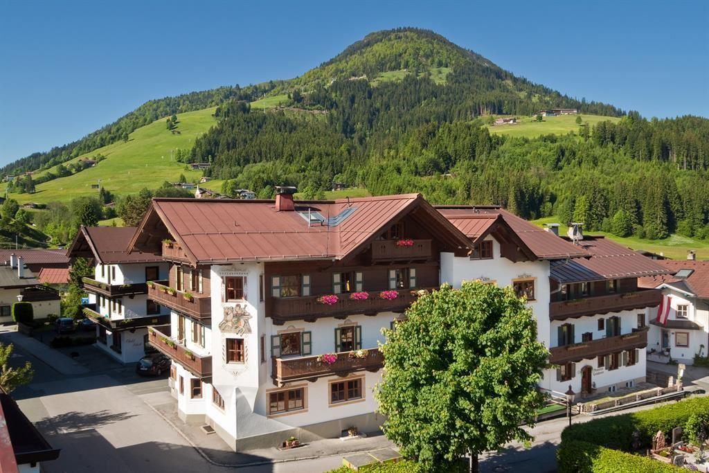 Haus Gabriele - Kirchberg in Tirol - in den Kitzbheler Alpen
