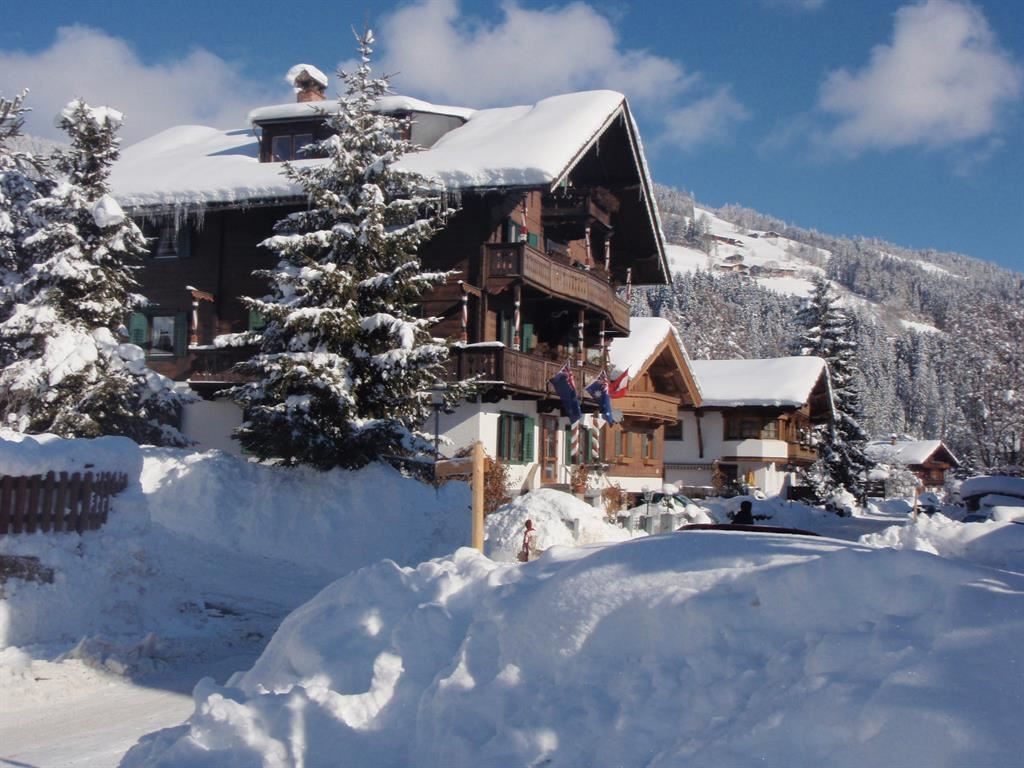 Haus Alpenblick Winter