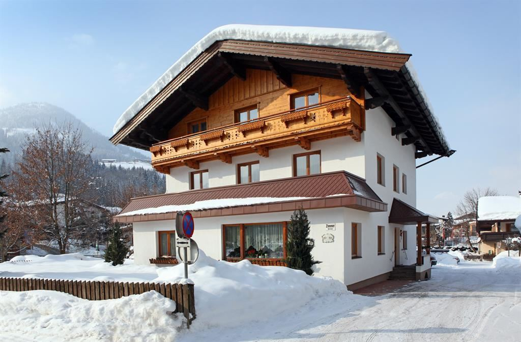 Pension Simair im Winter