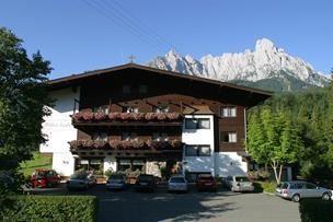 Erlenhof - Kirchdorf in Tirol - in den Kitzbheler Alpen