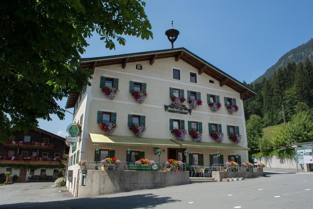 Gasthof Zur Post Hauserwirt St Jakob in Haus