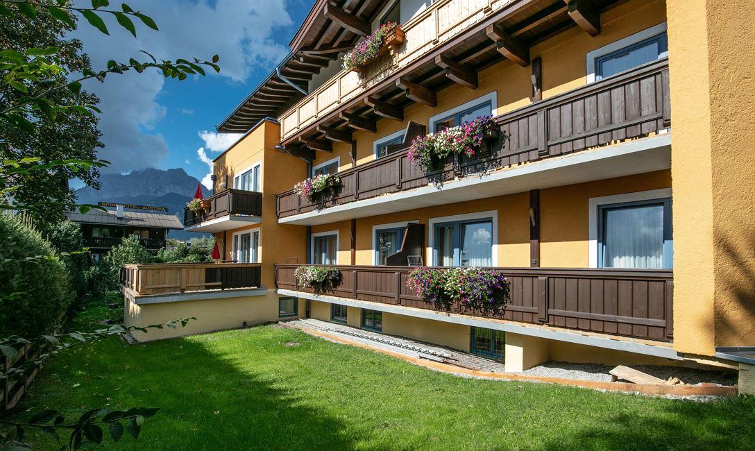 Bergzeit zu zweit appart hotel amadeus for Appart hotel 37