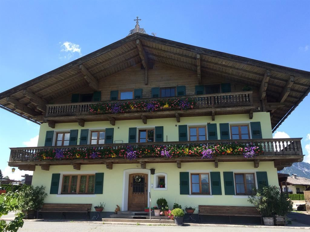 Apartment Eichenhof St. Johann in Tirol