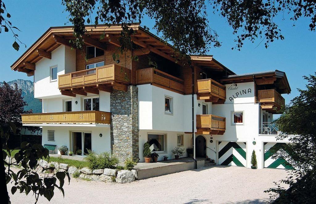 Appartementhaus Chalet Alpina St Johann In Tirol