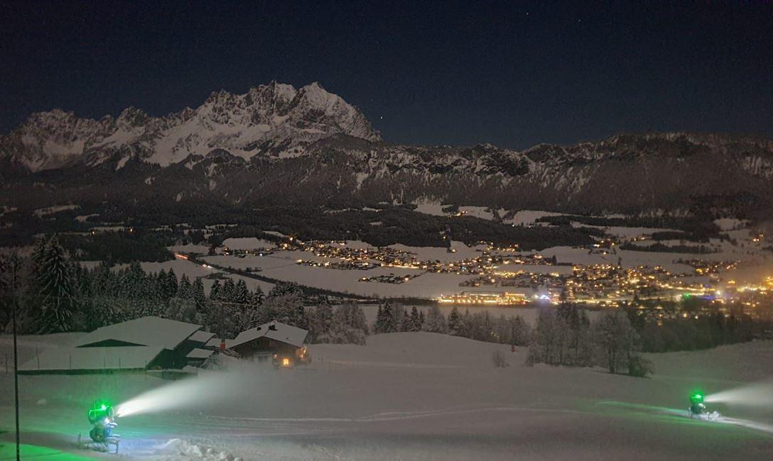 Sporthotel Austria: Hotel St. Johann Kitzbheler - BERGFEX
