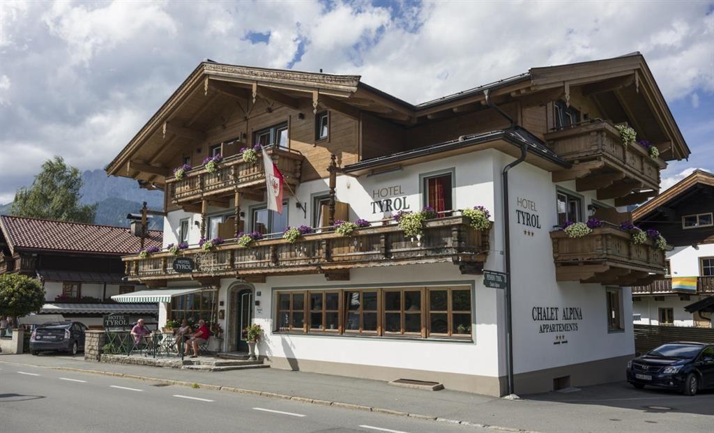 Hotel Tyrol St Johann
