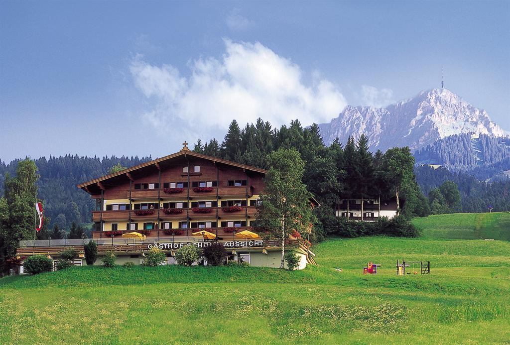 Hotel Zur Schonen Aussicht St Johann In Tirol