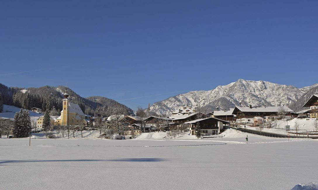 Ferienhaus Eberl - Waidring - in den Kitzbheler Alpen