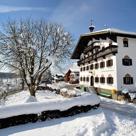 Enjoy peaceful winter days in Angerberg