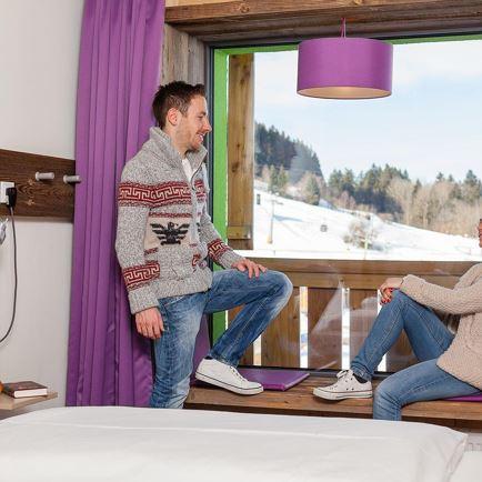 Skigebiete in den kitzb heler alpen die schneesichere for Designhotel skifahren