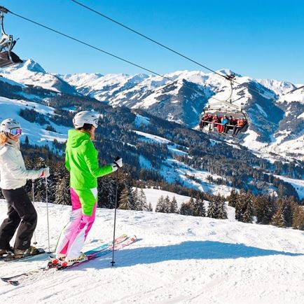 SuperSkiWochen 7xHP + 6 Tages Skipass