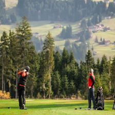 Golf am GC Westendorf