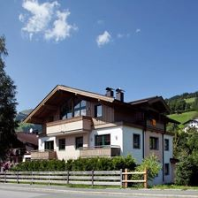 Penthouse Brixen im Sommer