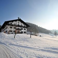 Unterrainhof Winter Header