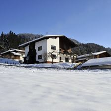 Haus Ascher Winter Header