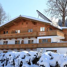 Appartement Alpenblick im Winter