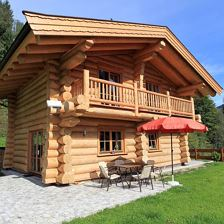 Blockhaus Chalet Heim Kirchberg In Tirol