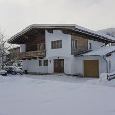 Haus Stöckl Winter