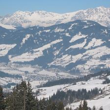 Winter in Kirchberg