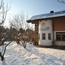 Haus Geiger Winter