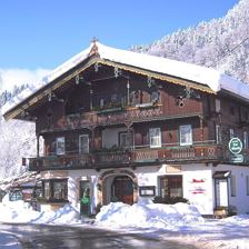 Gasthof Mauth, Kirchdorf, Winter
