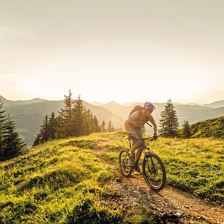 Mountain Bike Tour in den Kitzbüheler Alpen