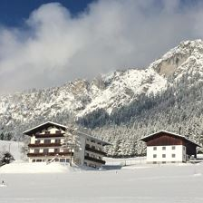 Berghof Haselsberger - Winter
