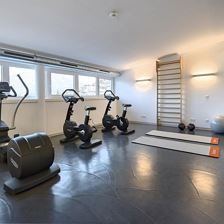 Fitness im COOEE alpin Hotel in Tirol