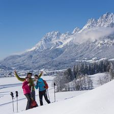 Winter Spaß in St. Johann in Tirol