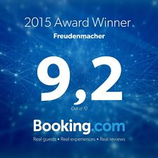 booking awards