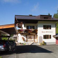 Haus Mitterhorn St Ulrich Am Pillersee