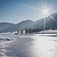 St. Ulrich am Pillersee Winter
