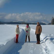 Winter in Westendorf