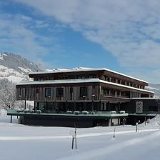 Winter Panorama Windau Lodge