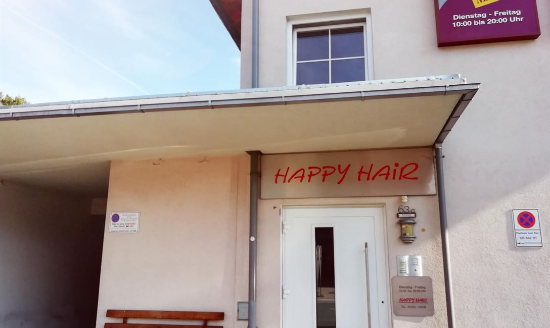 Friseur Salon Happy Hair