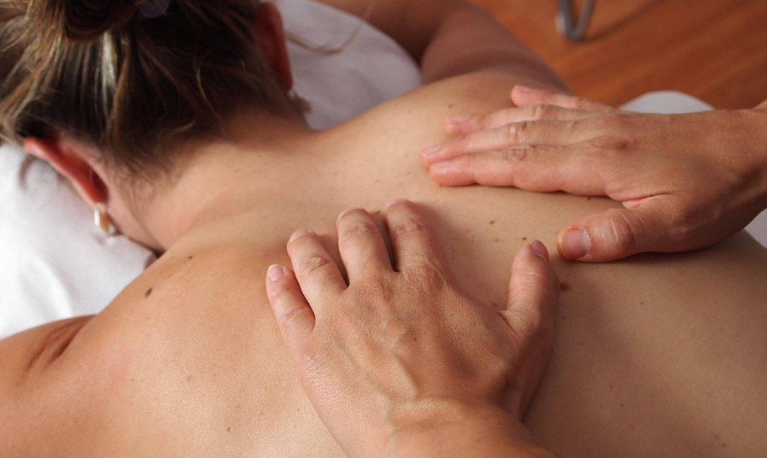 Massage Ferienregion Hohe Salve