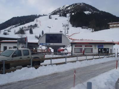 Gaisberglift Winter