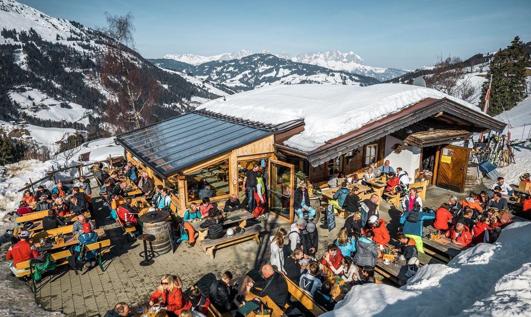 Mauerhof in Kirchberg in Tirol in den Kitzbheler Alpen