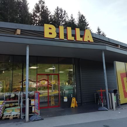 Billa Supermarkt
