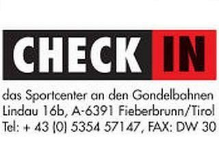 Sports shop 'Check-In Sport 2000'
