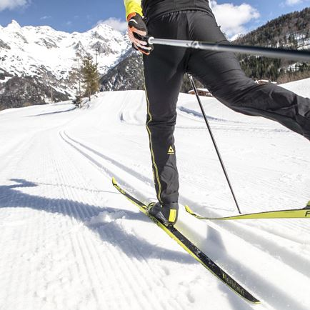 Tariffs for crosscountry-skiing