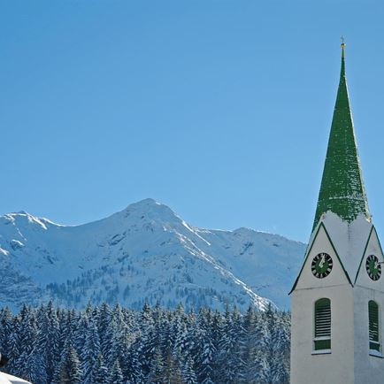 Parish church 'Maria Schnee'