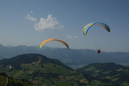 Fly2 - Paragliding