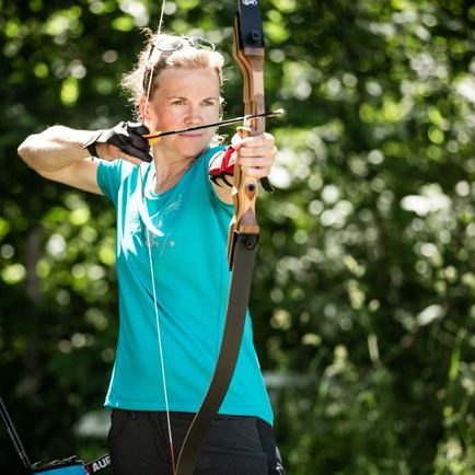 Archery course Penzing