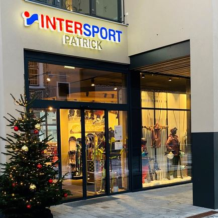Intersport Patrick Centre - Sports shop and ski rental