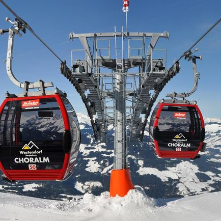Cabel Car Westendorf