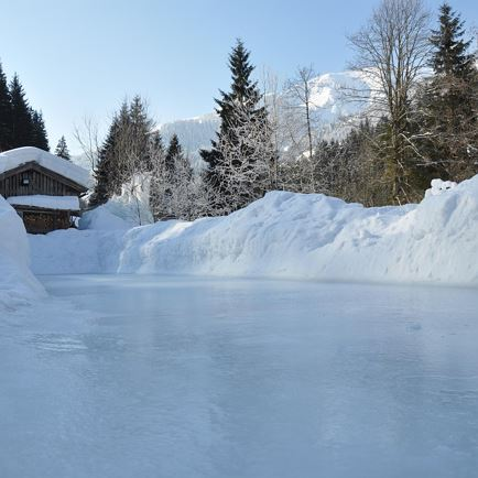 Curling Rink in Windautal