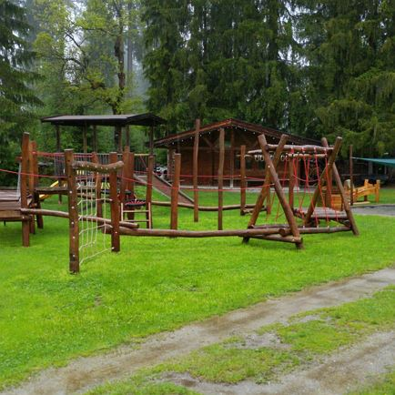 Children's playground - Waldstadion
